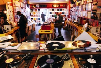 Independent record shops reach five year high in the UK