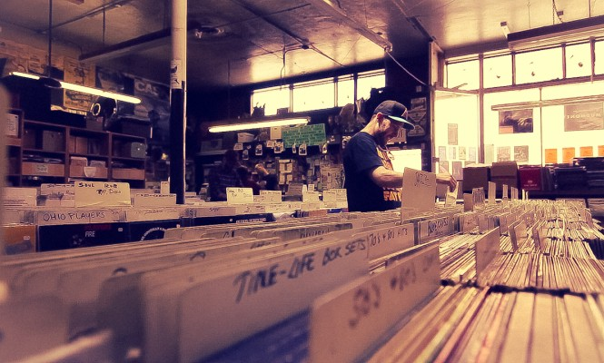 New web app uses Discogs to try to emulate the experience of crate digging