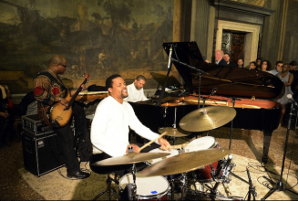 Gallery: Jason Moran, Jeremy Deller and The Vinyl Factory Lathe at the Venice Biennale 2015