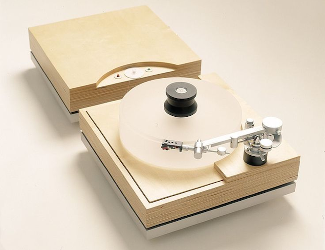 15 of the most beautiful turntables ever made