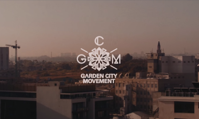Watch a short film behind the scenes with rising electronic music trio Garden City Movement