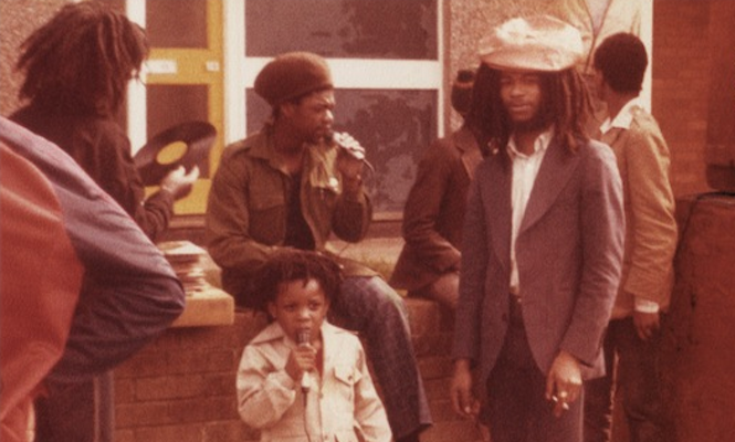 Gallery: Inside Bristol's reggae sound system culture