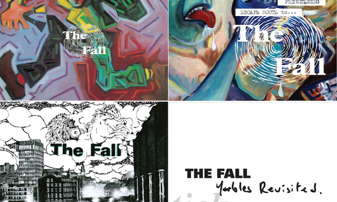 The Fall to reissue classic albums and unreleased material on vinyl