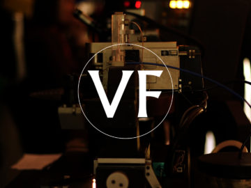"""""""There's some kind of magic that happens with direct-to-disc recording"""": Introducing The VF Lathe"""