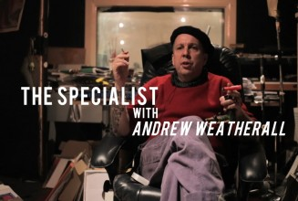 The Specialist: Andrew Weatherall on rockabilly