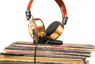 1.3 million vinyl records were sold in the UK in 2014 as sales hit 20 year high