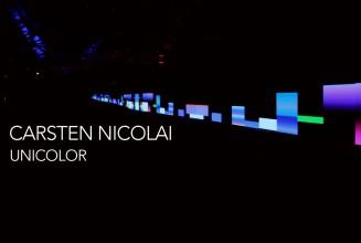 Watch the trailer for Carsten Nicolai&#8217;s <em>unicolor</em> installation now