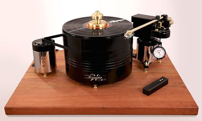 High-end manufacturer Walker Audio unveil their cheapest audiophile turntable yet