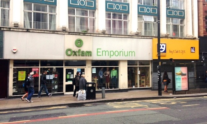 Thief swipes rare record worth over £150 from Oxfam charity shop
