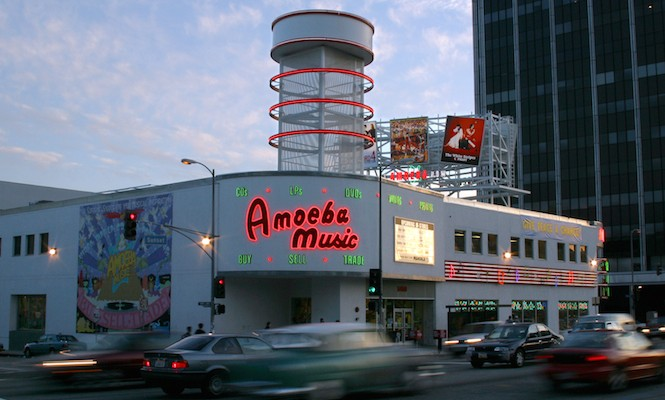 Amoeba Music put their most expensive vinyl record ever on sale