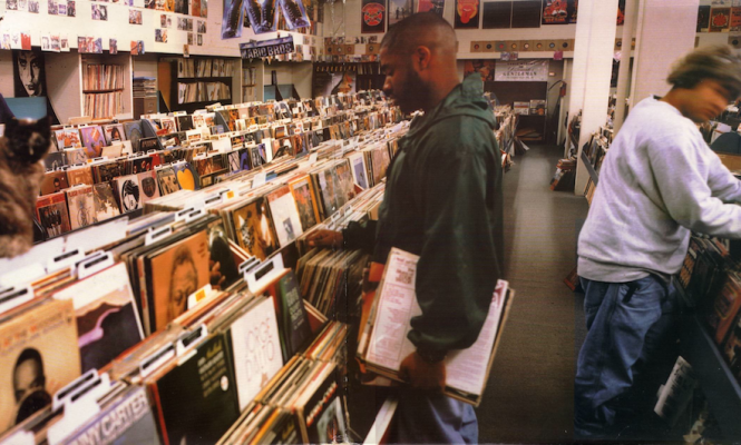 How DJ Shadow's <em> Endtroducing </em> turned forgotten vinyl into a postmodern masterpiece