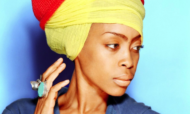 Erykah Badu, Afrika Bambaataa and jazz on vinyl: Listen to the 5 best mixes this month