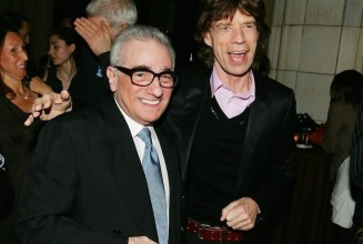 """Martin Scorsese and Mick Jagger unveil """"Vinyl"""" – new HBO drama centred around a fictional record label"""