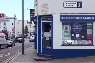 'The Record Album' – Watch our film on Brighton's longest serving record shop
