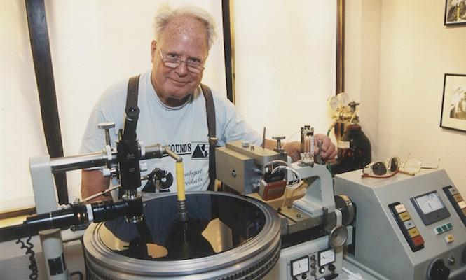 One of the last great mastering engineers has passed away