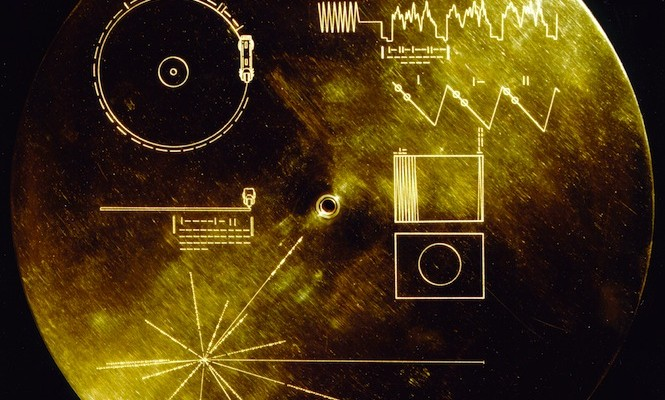 Listen to NASA's Voyager Golden Record – currently somewhere in interstellar space