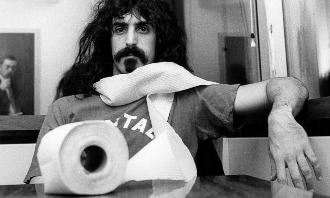 Frank Zappa's estate announce reissues and vault exclusives on vinyl