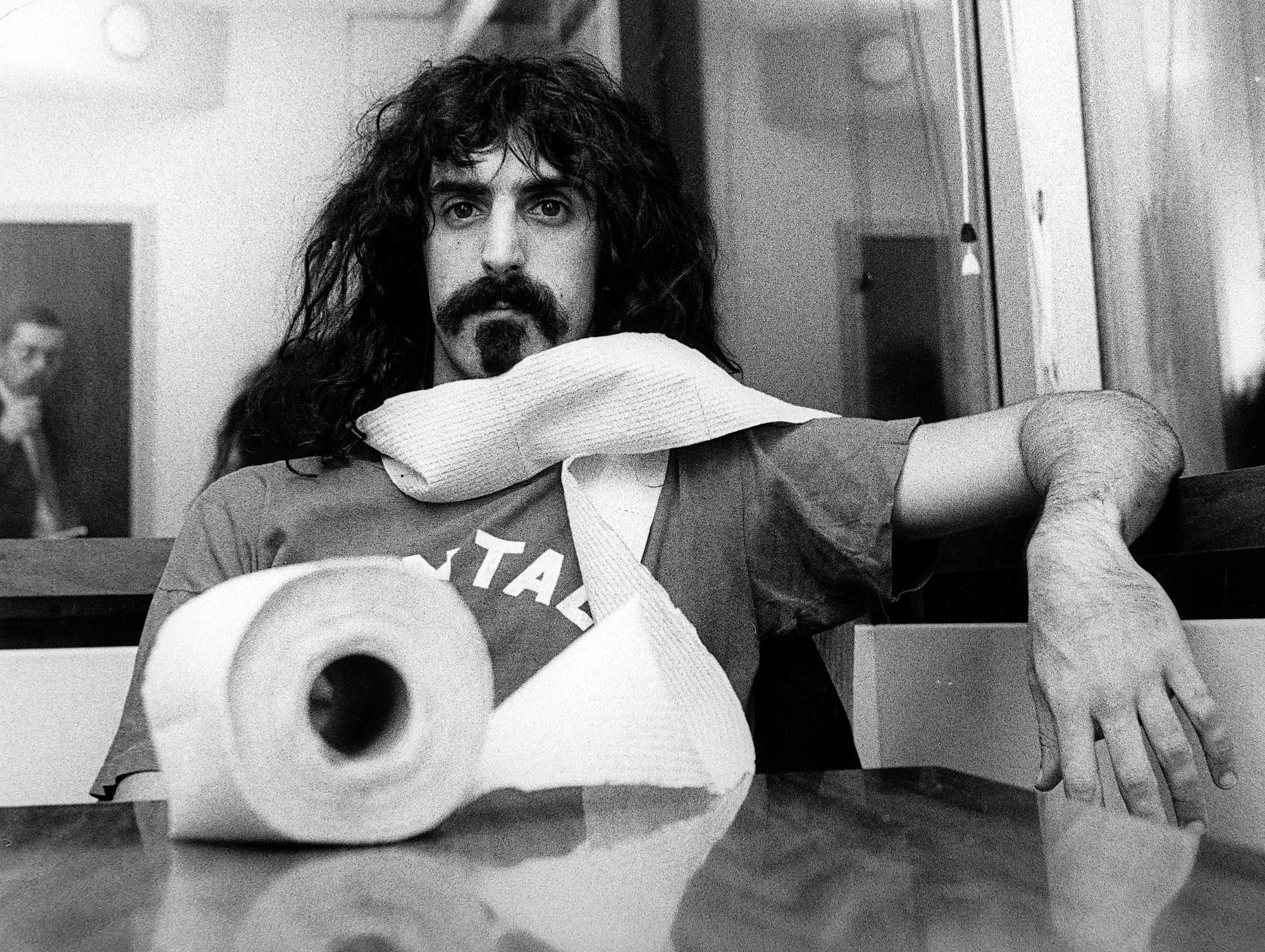 Frank Zappa S Estate Announce Reissues And Vault