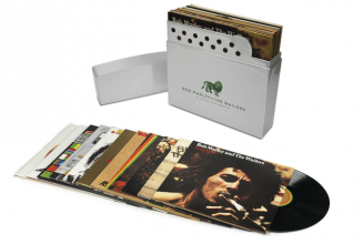 Bob Marley treated to 11xLP vinyl box set <em>The Complete Island Recordings</em>