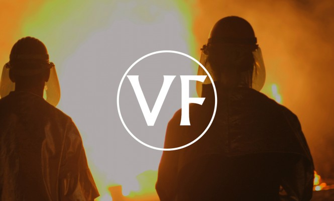 Watch a 45 second overview of Volcano Extravaganza 2015 – Europe's most explosive festival