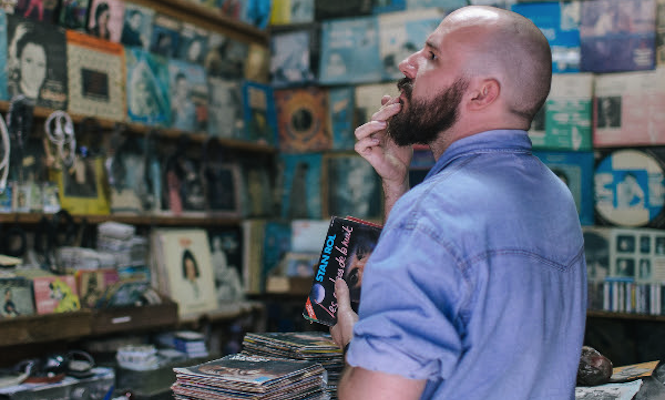Kenny Dope's 7″s, Madlib and Arabian vinyl:  Listen to the 5 best mixes this month
