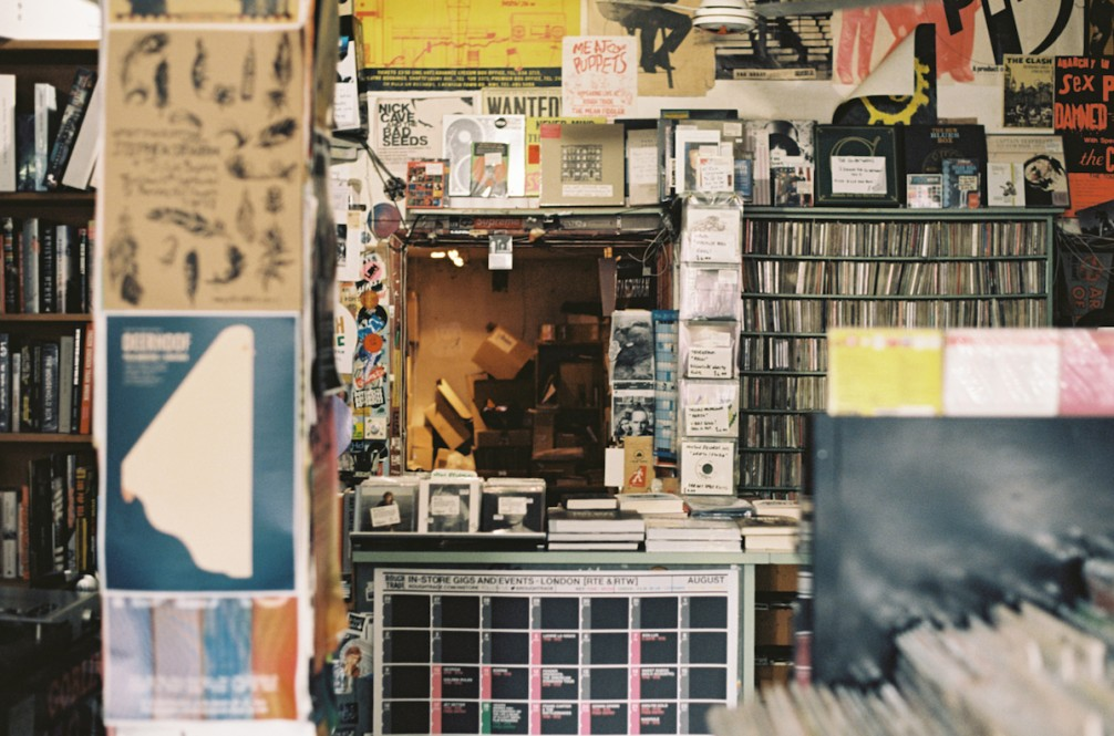 Ladbroke Groove The Complete Story Of Record Shop Culture