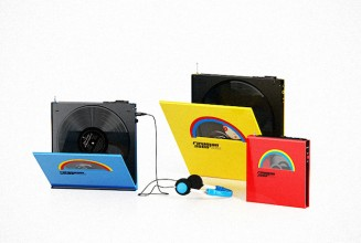 Imagine a world filled with portable record players