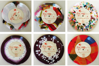 This new record label is pushing coloured vinyl to the limit