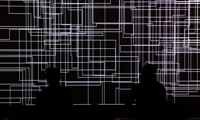 Ryoji Ikeda & Carsten Nicolai aka cyclo to perform live at Whitechapel Gallery; Thurston Moore and Florian Hecker also billed
