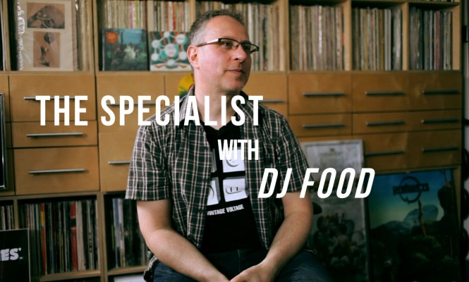 The Specialist: DJ Food on flexi discs
