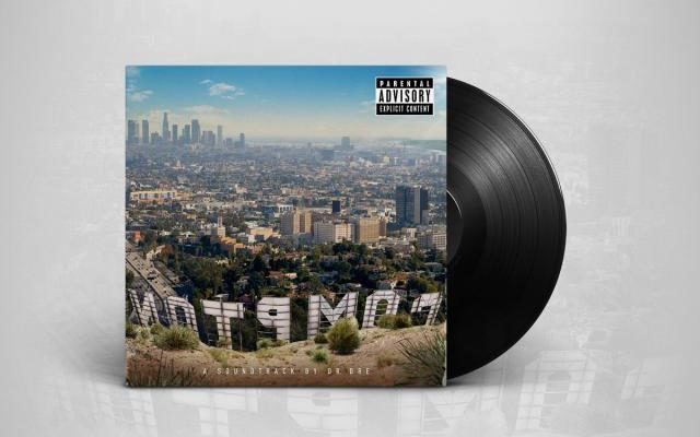 Dr. Dre&#8217;s new album <em>Compton</em> to be released on double vinyl