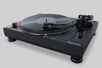 Numark unveil a new Technics-inspired turntable