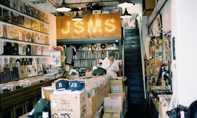 Digging in Japan – a journey through the record shops of Tokyo and Osaka