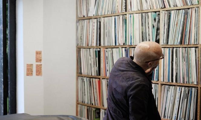 Watch Brian Eno explore John Peel's record collection