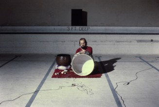 The Vinyl Factory presents an immersive sound installation by Bill Viola at Brewer Street Car Park