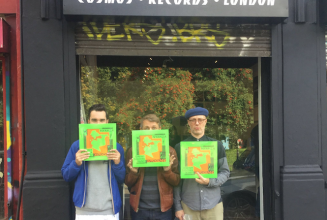 Cosmos Records: Inside London's newest record shop