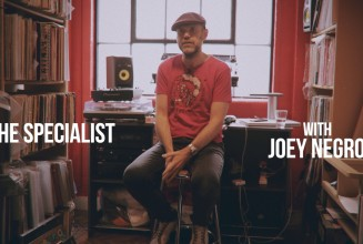 The Specialist: Joey Negro on '80s electro
