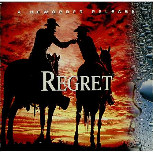 Regret sleeve, referencing  Richard Prince and the Marlboro Man