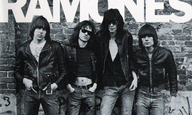 Punk artefact, bubblegum pop or avant-garde masterpiece? Revisiting the Ramones' debut album