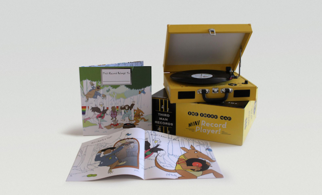 jack-whites-third-man-records-create-portable-childrens-turntable-for-new-kids-compilation