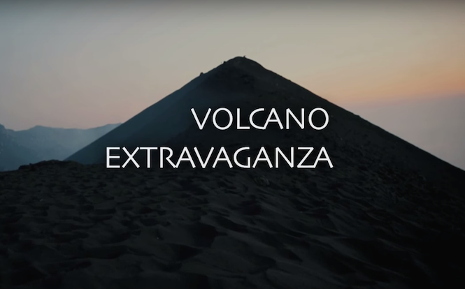 Ten days, ten artists, one volcanic island – Watch our mini-doc on Volcano Extravaganza