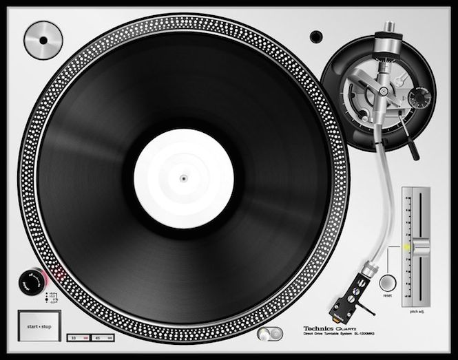 how technics sl 1200 became the world s most popular turntable the
