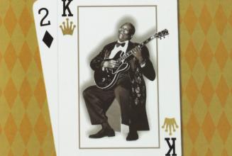 Blues legend B.B. King celebrated with huge vinyl reissue series