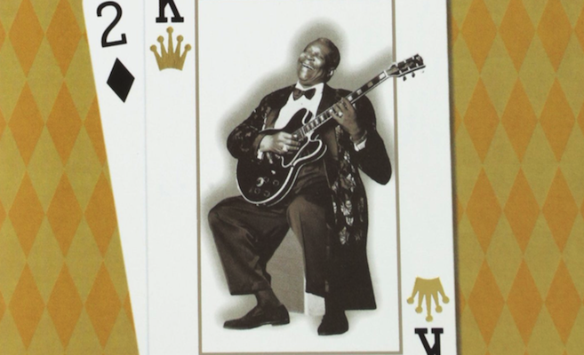 Blues legend B.B. King celebrated with huge vinyl reissue series