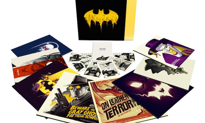 <em>Batman: The Animated Series</em> to receive deluxe boxset treatment