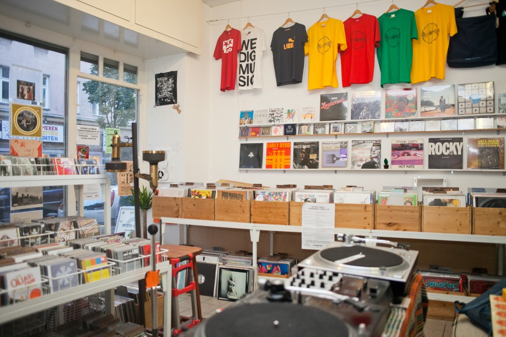 The Definitive Guide To Berlin S Best Record Shops The