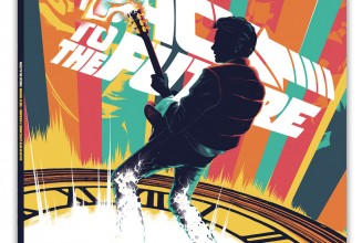 <em>Back To The Future</em> trilogy released as deluxe vinyl box set