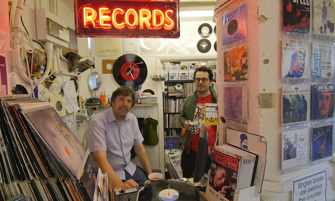 The 8 Best Record Shops In Bristol The Vinyl Factory