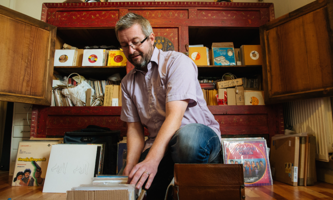 Crate Diggers: Chris Menist of Paradise Bangkok