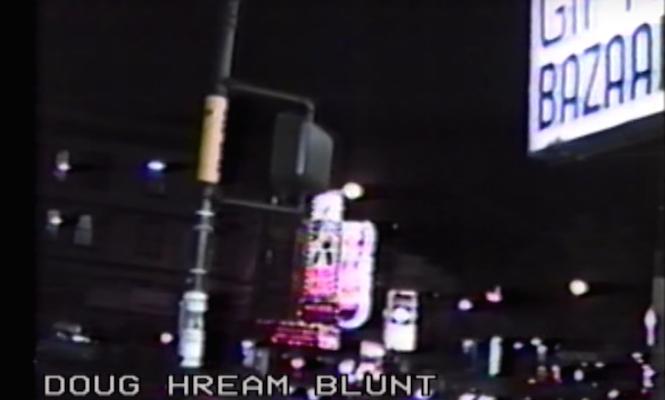 "Watch cult hero Doug Hream Blunt perform ""Carribean Queen"" on public access TV"